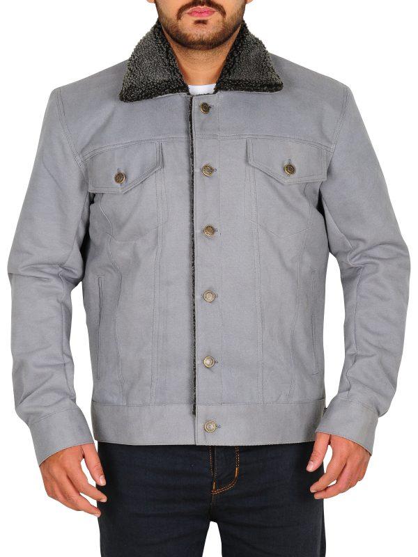 cole sprouse grey jacket, cole sprouse grey men jacket,