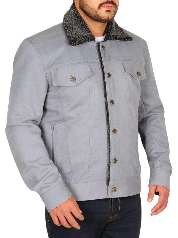 jughead jones grey jacket, jughead jones men jacket,