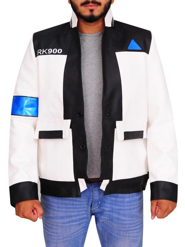 game detriot become human jacket, jacket fo game detriot become human,