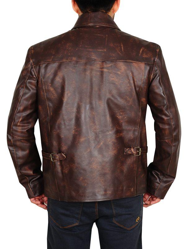 the last crusade jacket, the last crusade brown jacket,