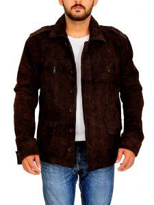 fifty shades darker movie men jacket, fifty shades darker leather jacket,