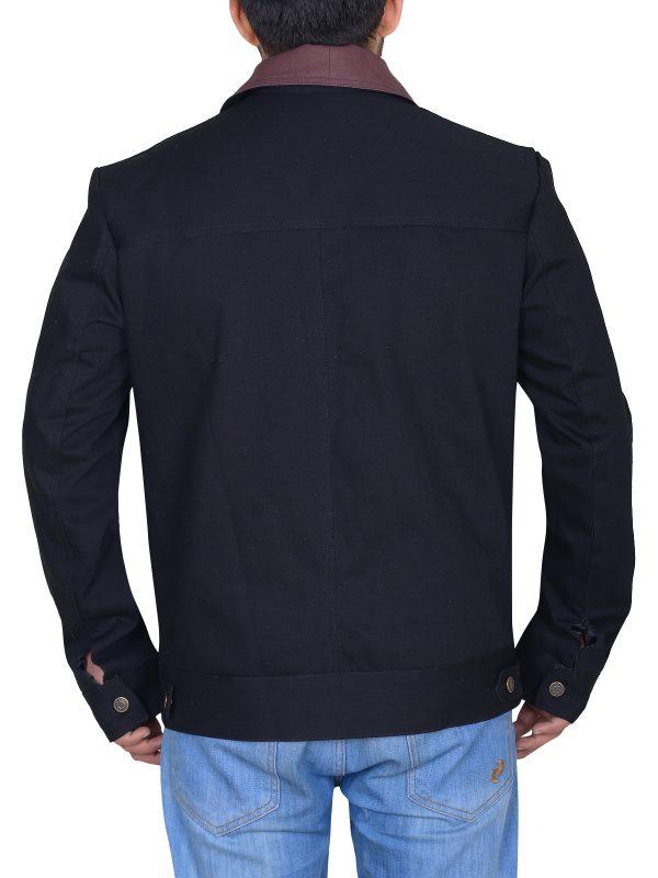 COLE SPROUSE jacket, cole sprouse black jacket,