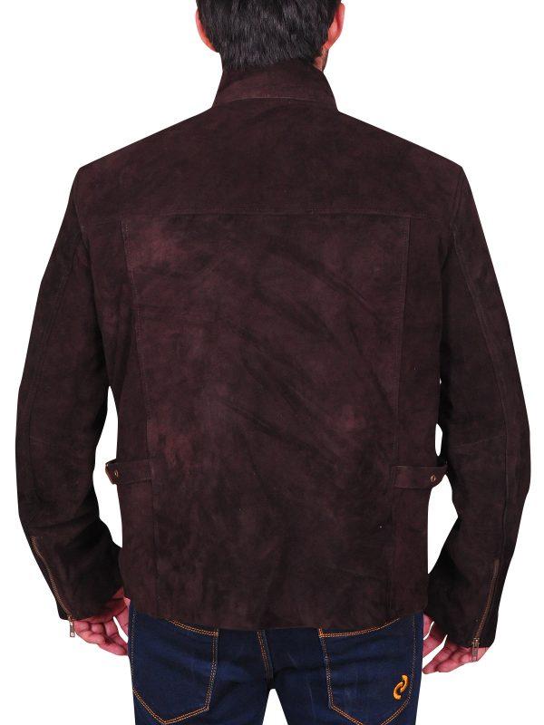 tom cruise M.I.III jacket, mission impossible 3 leather jacket,