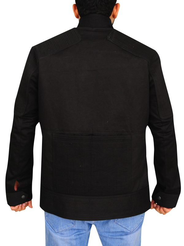 black cotton jacket for boys, boys cotton jacket,