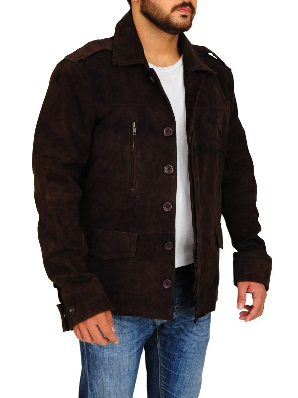 celebrity jamie dornan jacket, jamie dornan leather jacket,