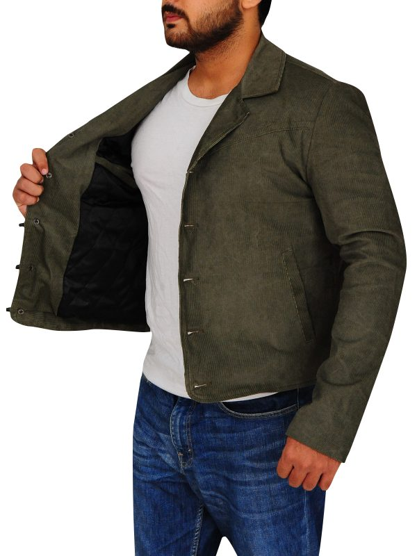 discount on jackets for men, discount grey cotton jacket,