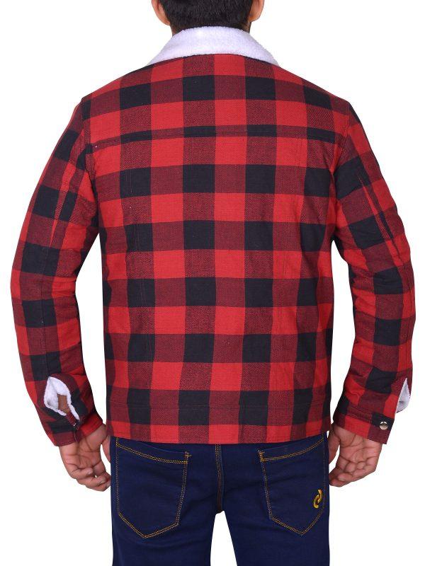 stylish red jacket, winters men jacket,