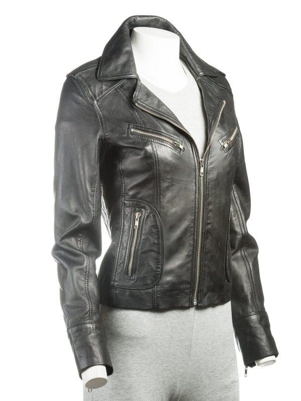 women leather jacket, trending jacket