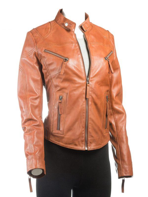 zipper jacket, women jacket