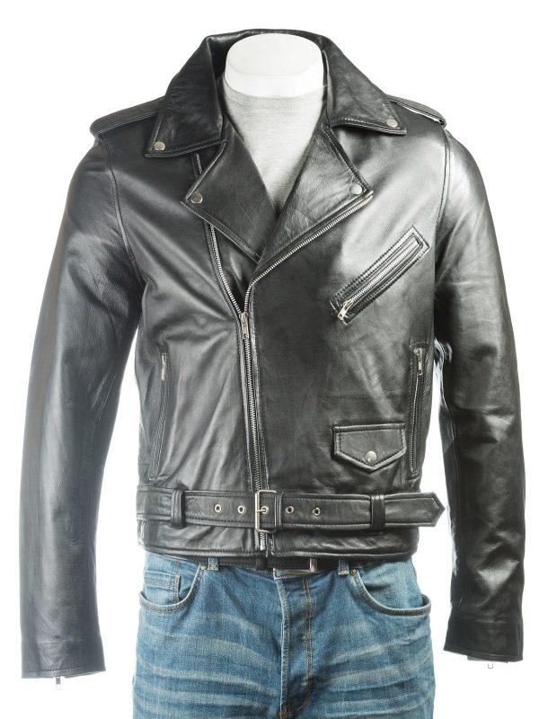 brando leather jacket, brando men jacket