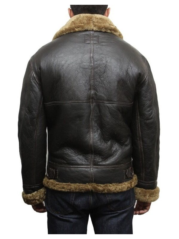 men black b3 bomber jacket, black b3 bomber leather jacket,