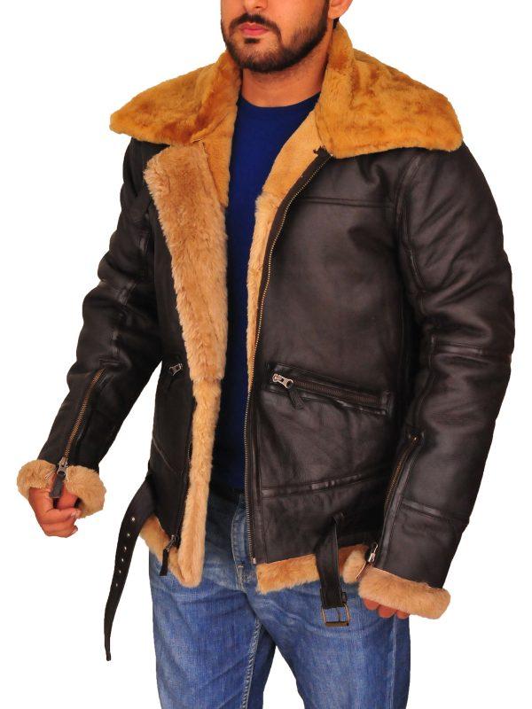 men b3 bomber jacket, b3 bomber leather jacket,