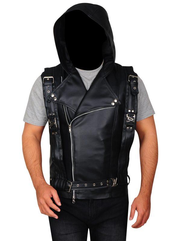 jamie campbell black vest, moratal instrument black vest,
