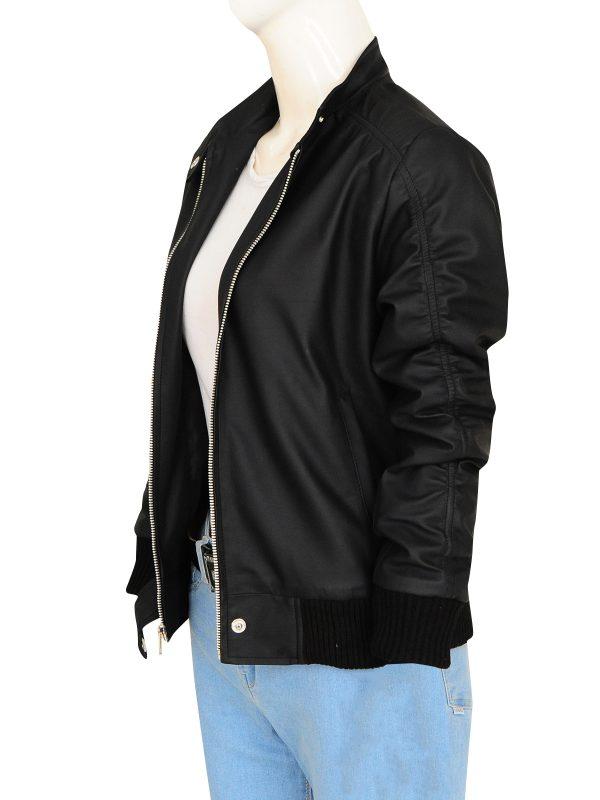 trending black women jacket, stylish black women jacket,