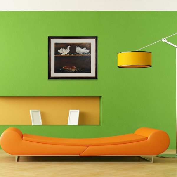 cheap oil painting for house, painting for house,