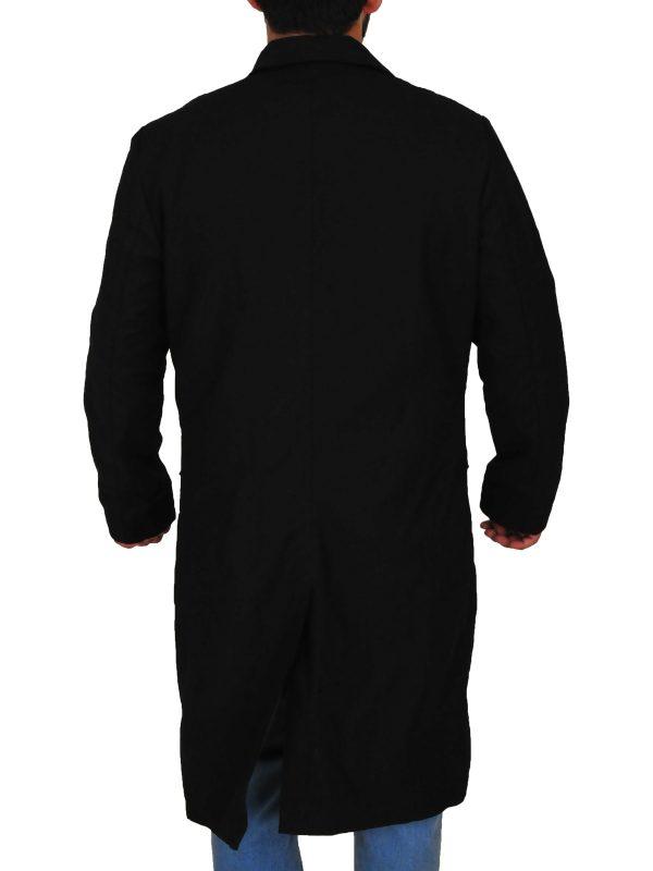 peaky blinders coat, peaky blinders black coat,