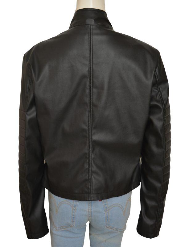 trending women leather jacket, stylish women leather jacket,