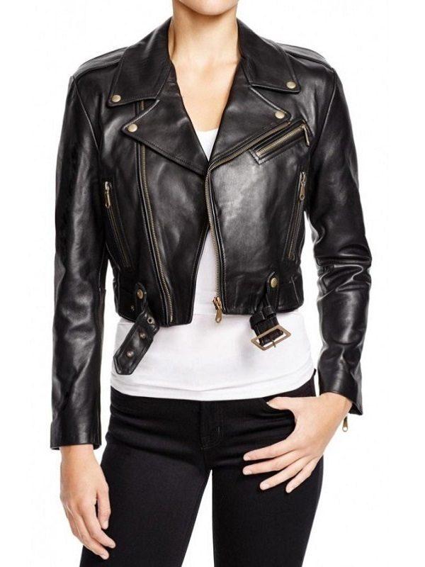 women brando biker leather jacket, brando biker leather jacket for women,