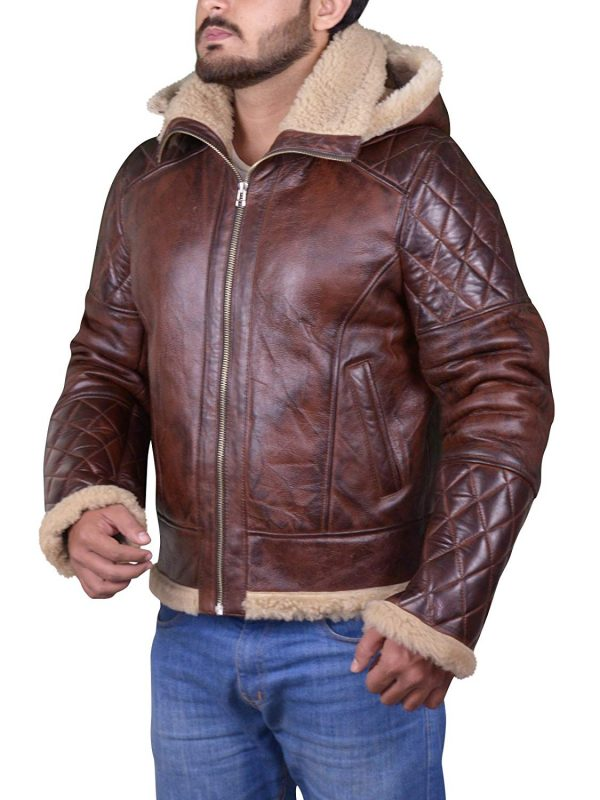hoodie leather jacket, leather jacket with hoodie,