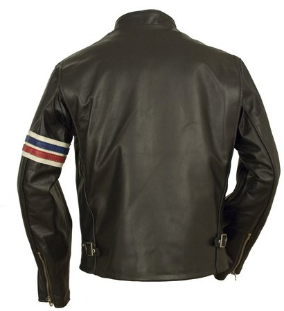 men's black rider leather jacket, men bike rider black leather jacket,