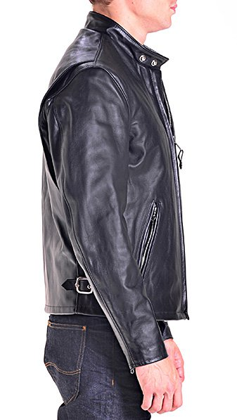 slim fit black leather jacket, trending black leather jacket,