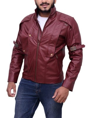 star wars leather jacket, star wars men costume,