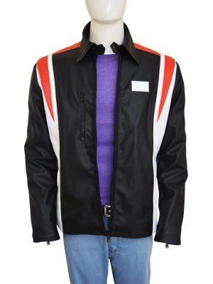 stylish men leather jacket, fashionable men leather jacket,