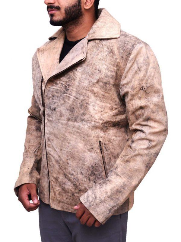 men light brown leather jacket, light brown men leather jacket,