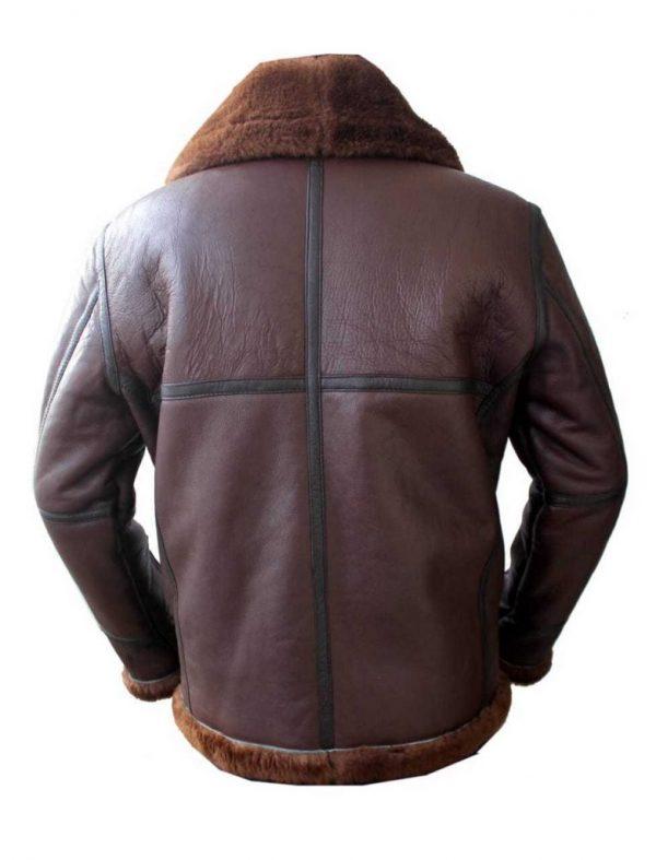 men's b3 bomber leather jacket, men RAF b3 bomber leather jacket,