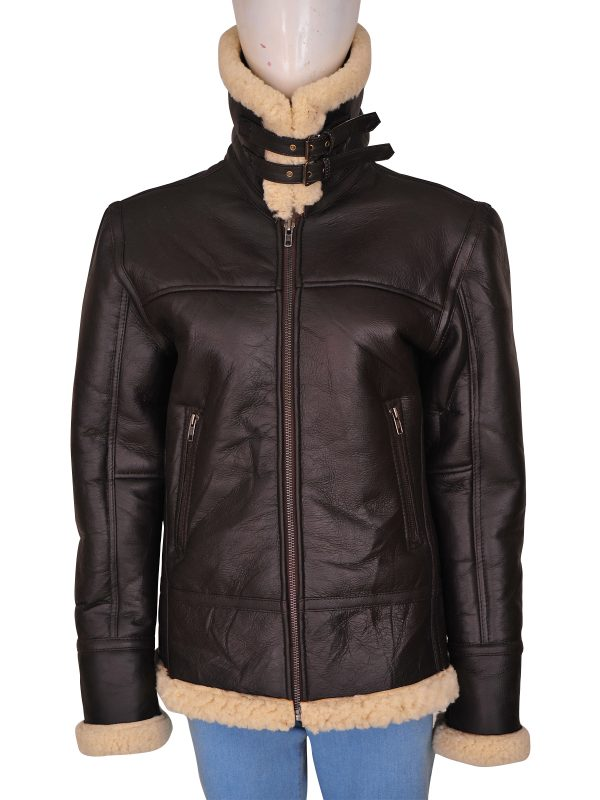 b3 bomber aviator jacket, women b3 aviator jacket,