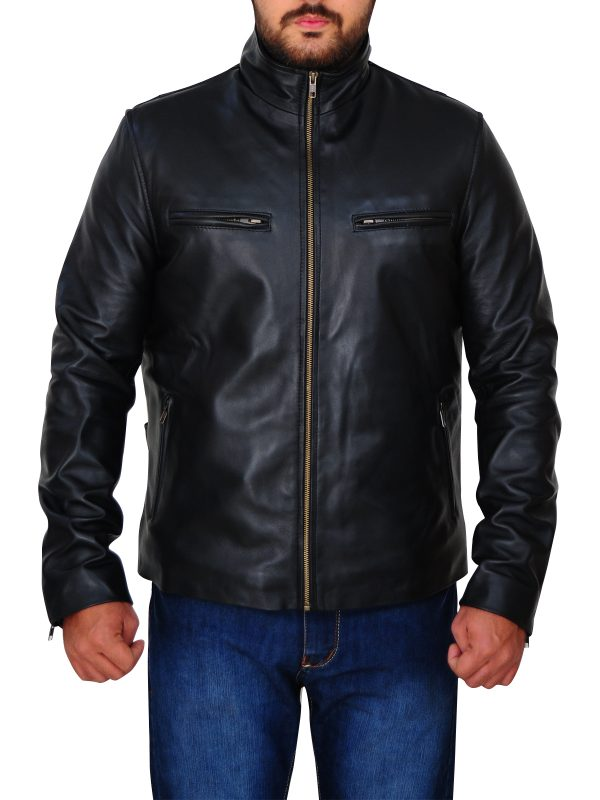 fast and the furious black leather jacket, fast and the furious leather jacket,