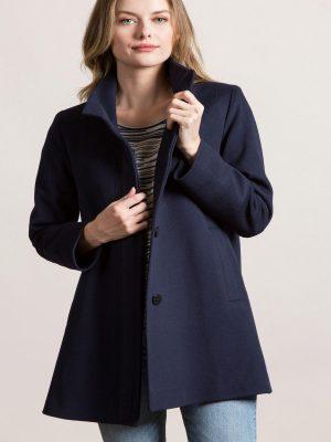 women wool coat