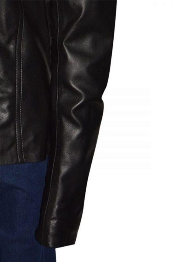 black avenger jacket