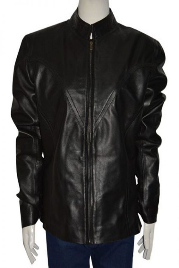 stylish black jacket