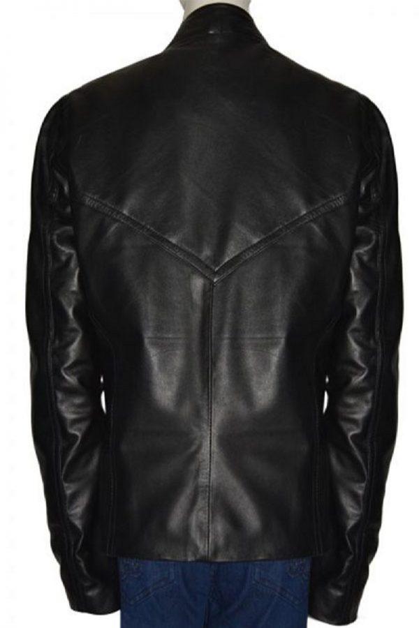 women coal black jacket