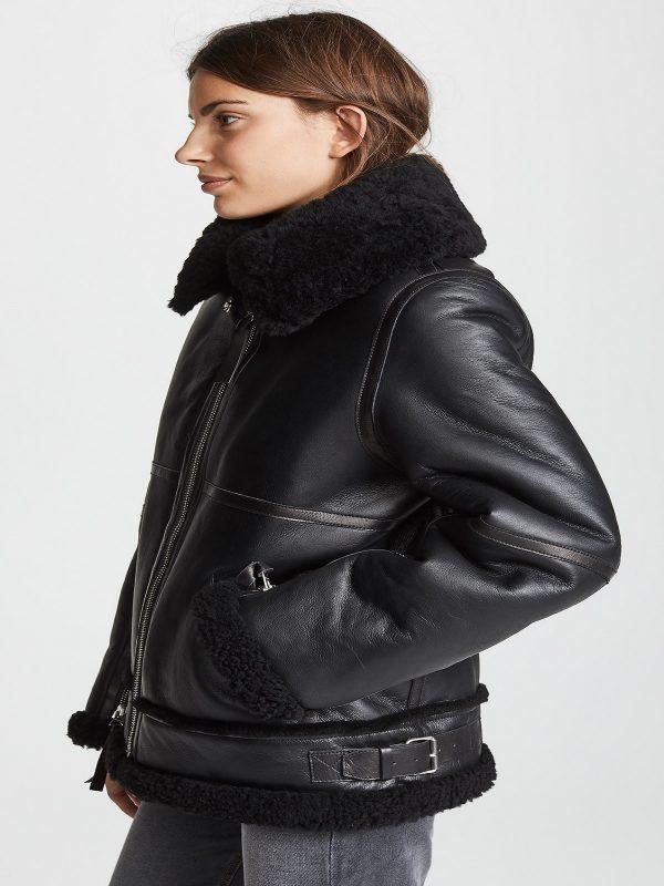 women b3 bomber jacket