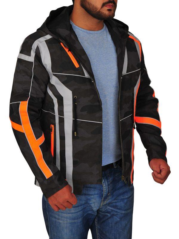 army camo jacket, cool camo jacket,