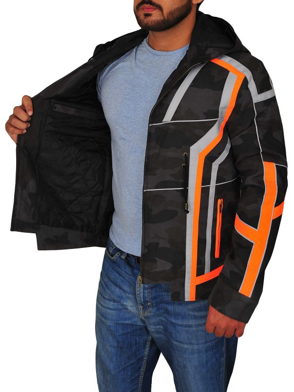 men's camo jacket, camo jacket for men,