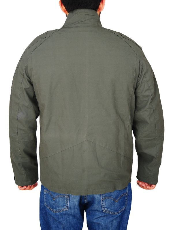 simple cotton jacket, trendy cotton jacket,
