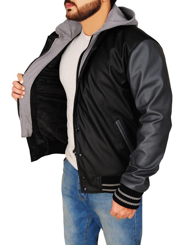 slim fit hoodie jacket, body fit hoodie jacket,