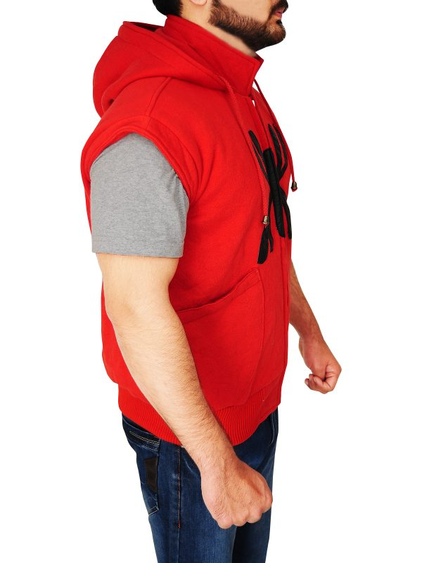 red valentines hoodie, red valentines hoodie for boys,