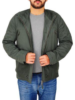 men's casual jacket, men's cotton jacket,