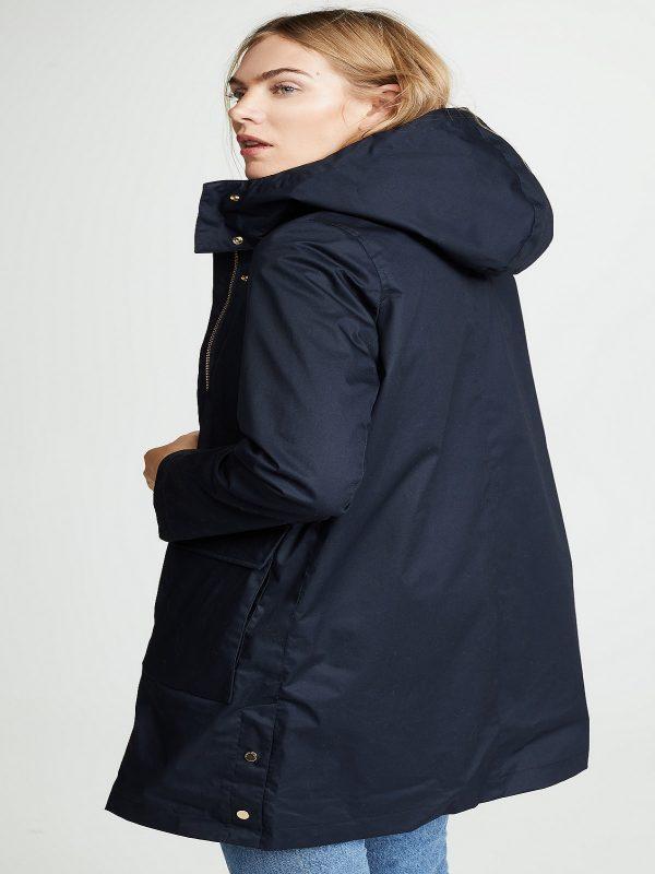 women black cotton jacket