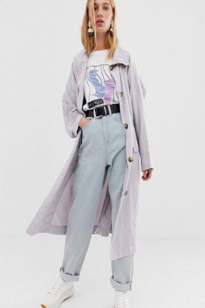 women white cotton coat