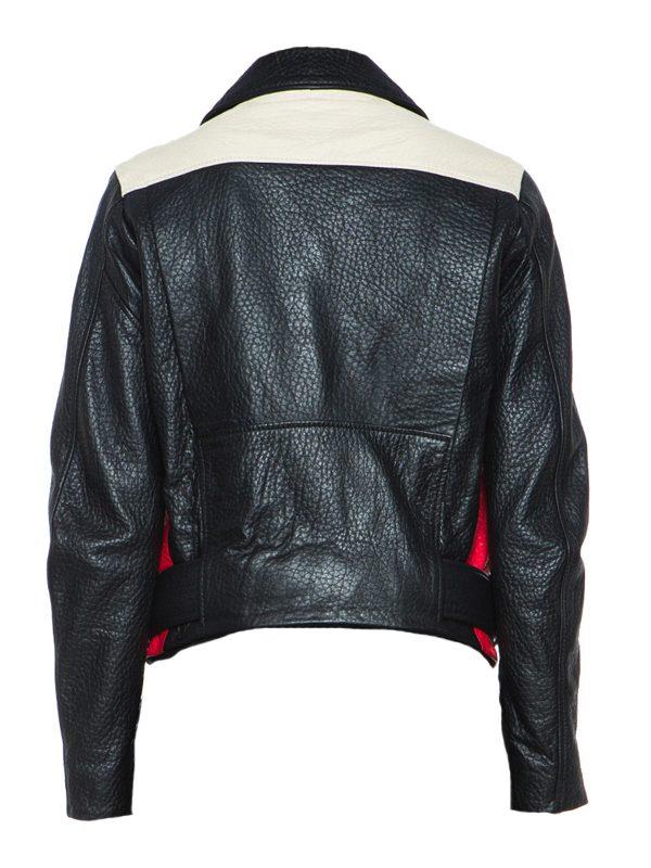 trending women black jacket