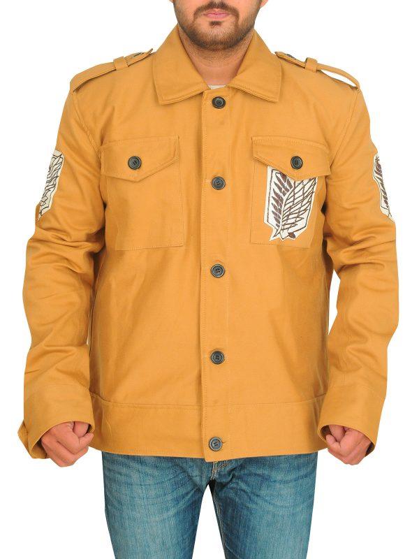 trending men ten jacket