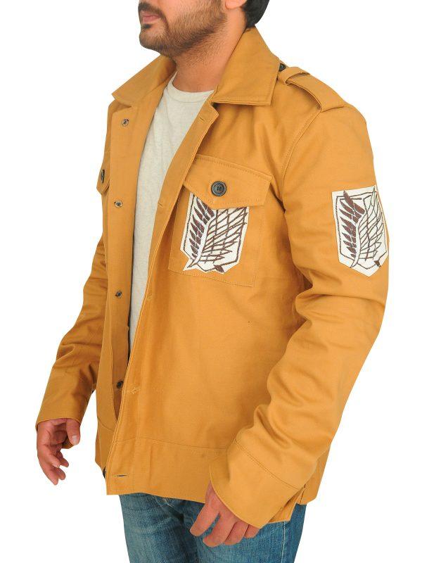 men ten jacket