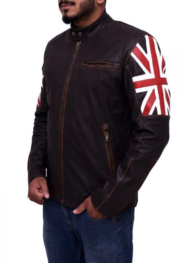 men vintage jacket