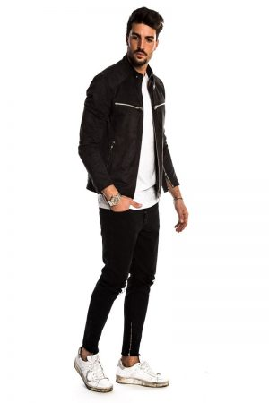 fashionable men cotton jacket