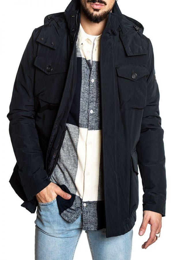 men utility jacket
